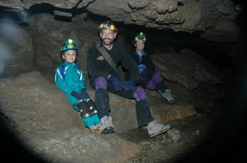 Clarksville Cave family.jpg