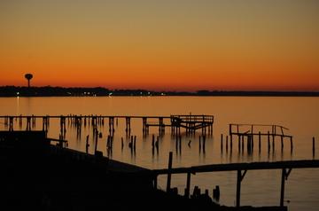Ft Morgan sunset.jpg