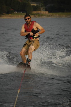 Lake Champlain Rich boarding.jpg