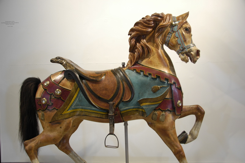 Wooden Carousel Horse Value - Wooden Designs